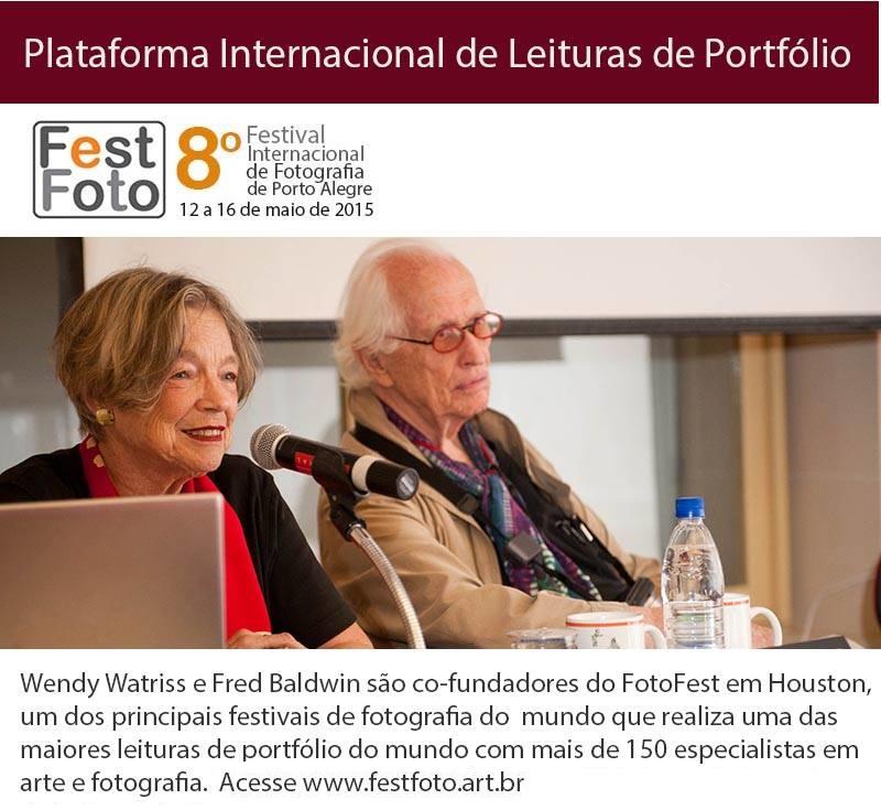 Leituras de Portfolio   FestFoto 2015