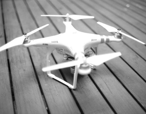 Learn to Fly: Voo de Drone